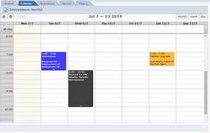 Continuous Delivery Calendar
