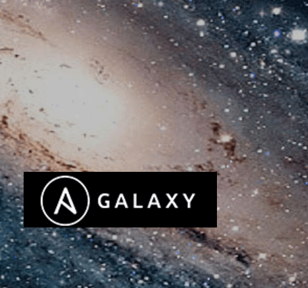 Ansible Galaxy Roles Integrated into DeployHub