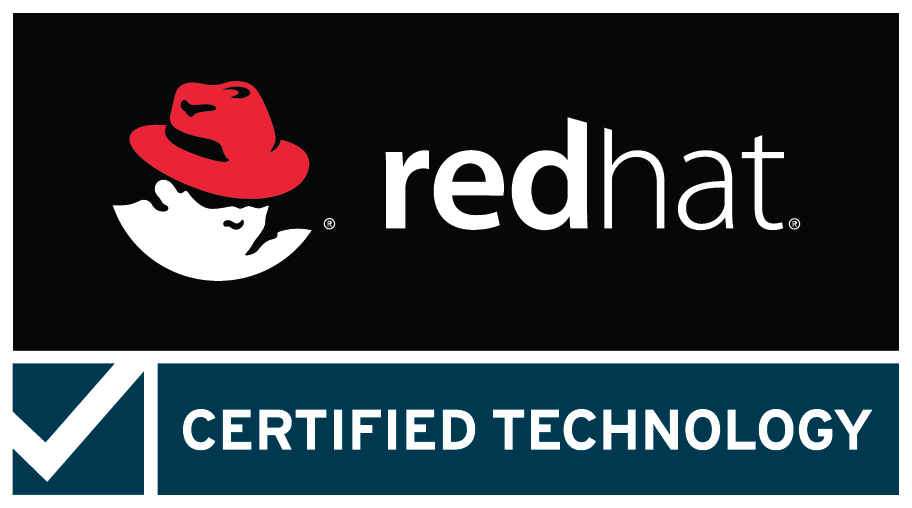 RedHat Certified Container Partner